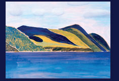 Artwork Charlevoix de St Irenée, 1982 by Judy Archer